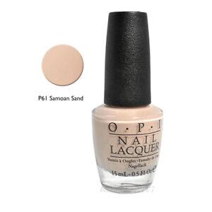 OPI Nail Polish P61 Samoan Sand 0.5oz