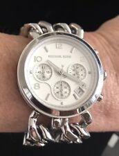 Ladies MICHAEL KORS  MK 3134 Chronograph Date Wrist Watch