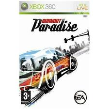Épuisement professionnel Paradise XBOX 360 NEW AND SEALED ORIGINAL RELEASE Not Budget