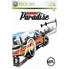 Burnout Paradise Xbox 360 Microsoft XBOX360 juego de carreras UK release Nuevo Sellado
