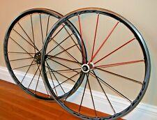 Fulcrum Racing Zero USB Ceramic Clincher Wheelset, Campagnolo, READ DESCRIPTION