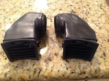 OEM Factory '89-'91 Geo Metro XFI Door Vents with Ducts (Left & Right Sides)