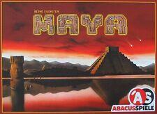Maya culture strategy board game NEW abacus spiel 2003 AWARD WINNER