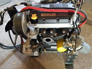 Kohler Dieselmotor KDW1003 Motor Neu 4 Zylinder