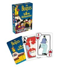 The Beatles Yellow Submarine Deck Of Playing Cards