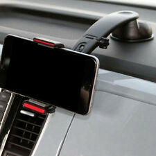 360Degree Universal In Car Dashboard Cell Phone GPS Mount Holder Stand Black