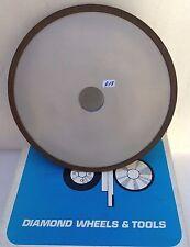 Diamant Boart Inc. USA. Diamond Grinding Wheel .USA.  15V4  8 x1/4 x1 1/4 x=0.0