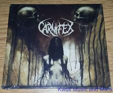 """CARNIFEX  """"Until I Feel Nothing""""     NEW  (CD, 2011)"""