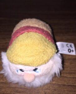 Tsum Tsum Snow White - Doc  - Plush Disney Store