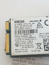 DELL KM266 Wireless 5530 Mini-PCIe Card P/N 0KM266 UMTS WWAN Adapter 3G Module