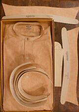 Antique Cluett Peabody & Co. Inc Arrow Men's Dress Shirt Nos Collars, Shirt, Box