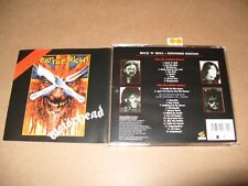 Motörhead Rock 'N' Roll Expanded Edition 2006 - 2 cd Nr Mint Condition