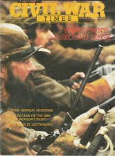 CIVIL WAR TIMES American History Magazine June 1982 - Yorktown's Second Siege