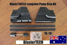 Worker / F10555 Longshot Pump Grip Kit Nerf Blaster (Black)