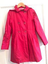 Catimini Girls coat 8 Y