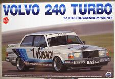 1986 Volvo 240 Turbo ETCC Hockenheim Winner 1:24 Beemax Nunu 24013