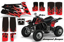 Yamaha Banshee 350 AMR Racing Graphics Sticker Kits 87-05 Quad ATV Decals DF BR