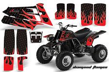 Yamaha Banshee 350 AMR Racing Graphics Sticker Kits 87-05 Quad ATV Decals DF BR