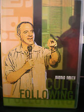 Auggie Smith Cult Following (DVD) Great Stand Up!! WORLDWIDE SHIP AVAIL!