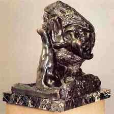 Auguste Rodin la main de Dieu A4