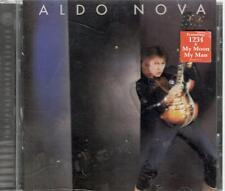 ALDO NOVA, S/T from The Metal Masters Series; 11 track CD