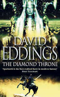 The Diamond Throne: Book One of the Elenium by David Eddings (Paperback, 1990)
