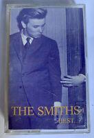 Vintage indie cassette THE SMITHS BEST...I 1992 Morrissey  Insert Sleeve