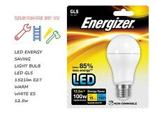 LED ENERGY SAVING LIGHT BULB LED GLS 1521lm E27 WARM WHITE ES 12.5w
