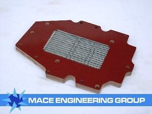 WATER-TO-AIR MINI BLIZZARD INTERCOOLER PLATE FOR HOLDEN COMMODORE L67 3.8L V6