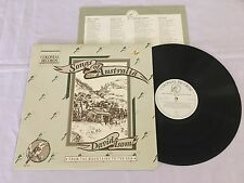 DAVID ISOM SONGS OF AUSTRALIA FROM THE MOUNTAINS TO THE SEA AUSTRALIAN LP