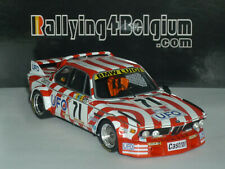 1/43 Spark BMW 3.0 CSL #71 UFO Le Mans 1977 Luigi Xhenceval Dieudonne Dini S1573