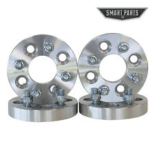 """4) 1"""" Inch 4x100 Wheel Spacers Adapters   12x1.5   Honda Insight 1999>"""