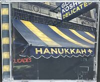 HANUKKAH + - VARIOUS ARTISTS, CD ALBUM, (2019), NEW & FACTORY SEALED.