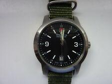 Victorinox Centinel Men's Swiss Army Watch. Two Straps Good Working Order.No Box