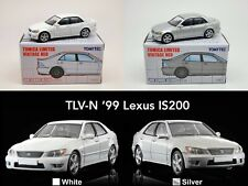 1:64 Tomytec Tomica Limited Vintage Neo Lexus IS200 GXE10 99 Hong Kong Exclusive