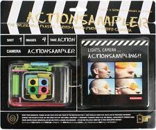 Lomography Action Sampler Clear 4 Lens 35mm Camera Lomo #253