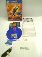 Commodore AMIGA Game ROCKET RANGER - A Cinemaware Interactive Movie - Big Box