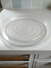 Replacement microwave plate