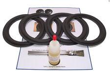 """4 Infinity 6.5"""" Primus 30 Speaker Foam Surround Repair Kit - Overture 3 - 4A65"""
