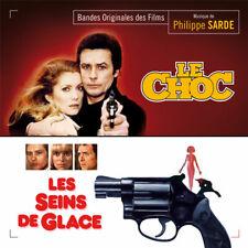 LE CHOC/LES SEINS DE GLACE ~ Philippe Sarde CD