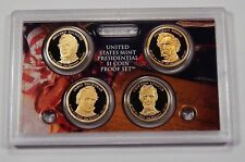 2010-S Presidential 4 coin Proof Set in US Mint Box with COA #626S