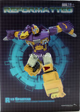 R-13 Reformatted Spartan Action Figure MMC Mastermind Creations IN STOCK USA