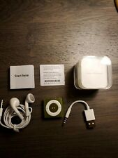 Apple iPod Shuffle 4th Generation 2gb Green Open Box