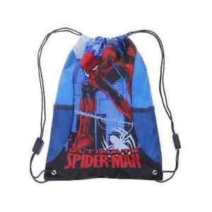 MARVEL sac de sport piscine chaussures SPIDERMAN neuf