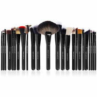 SHANY The Masterpiece Pro Signature Brush Set - 24pcs Handmade Natural/Synthetic