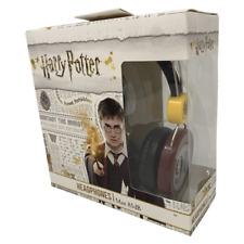 Licensed Harry Potter Hogwarts Express Platform 9 3/4 Wired Stereo Headphones