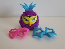 2012 Purple small Furby with 2 sets of glasses