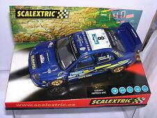 SCALEXTRIC 6123 SUBARU WRC OPEN CATALUNYA 2003 LLUMP LLAMP OF.DRIVER  MB
