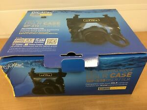 Dicapac WP-S10 outdoor/underwater Case bag for DSLR/SLRs Boxed