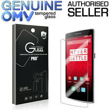 Scratch Resistant Tempered Glass Screen Protector Film for OnePlus One 1+1 A0001